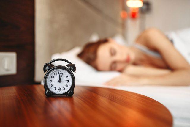 Spánek  (ilustrační foto)   foto: Fotobanka Pixabay