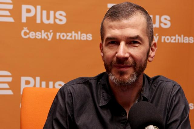 Moderátor Česká televize Jakub Železný.