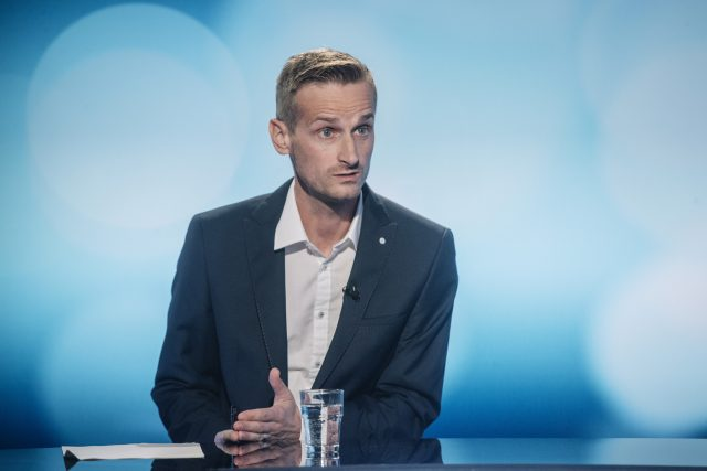 Jakub Janda,  poslanec ODS | foto:  Petr Topič / MAFRA,  Profimedia