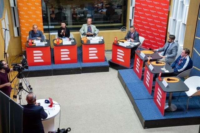 Druhá debata s kandidáty na pražského primátora