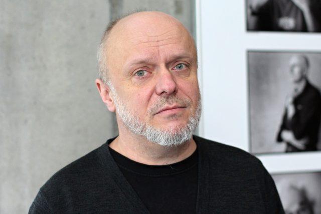 Matematik René Levínský | foto: Jana Přinosilová,  Český rozhlas