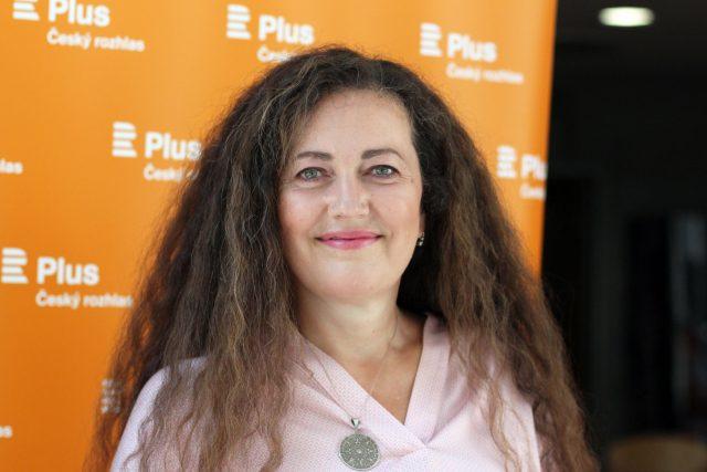 Taťána le Moigne , ředitelka české, maďarské, rumunské a slovenské pobočky společnosti Google
