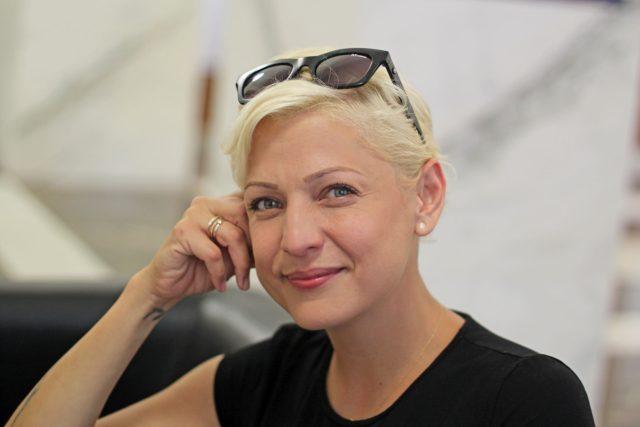 Adéla Elbel | foto: Elena Horálková,  Český rozhlas