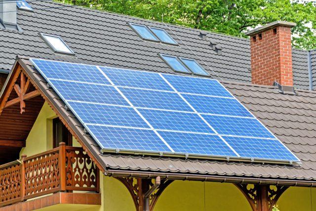 Solární panely (ilustrační foto)