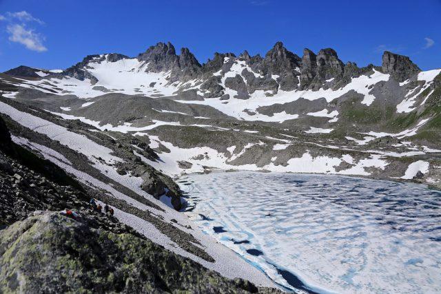Ledovec Pizol