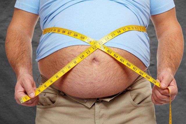 Obezita | foto: Fotobanka Profimedia