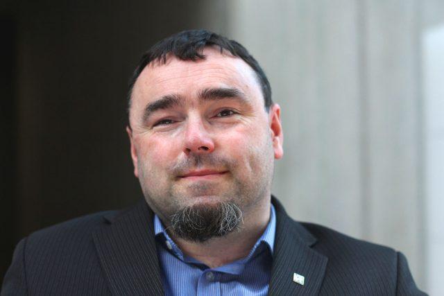 Lukáš Lhoťan, publicista, bloger, zakladatel Česko-muslimského institutu a ex-muslim a konvertita ke křesťanství