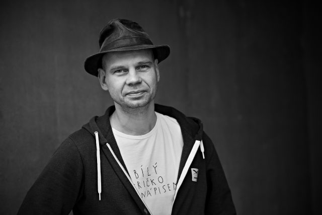 Krištof Kintera | foto: Tomáš Vodňanský,  Český rozhlas