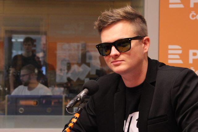 Internetový showman Kazma Kazmitch, vlastním jménem Kamil Bartošek
