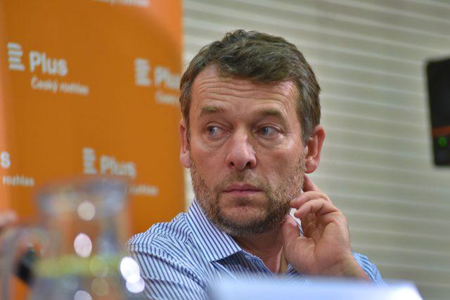 Šimon Pánek, Veřejná debata Plusu na téma Konec migrace?