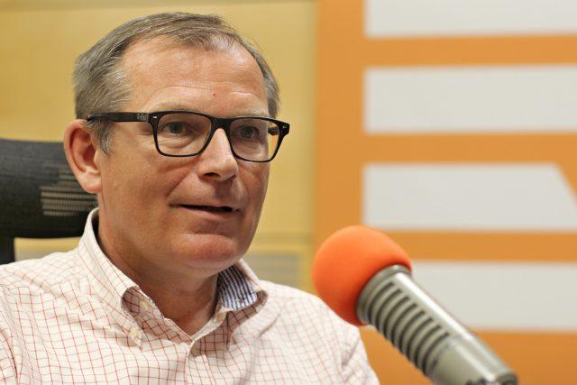 Jiří Šedivý, bývalý ministr obrany a velvyslanec ČR při NATO