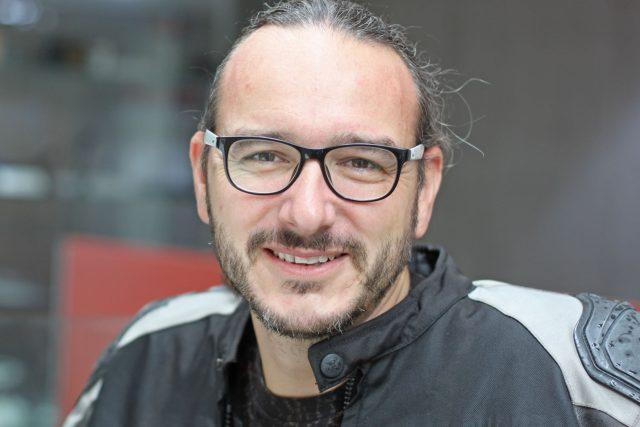 Bývalý blízkovýchodní zpravodaj ČT Jakub Szántó