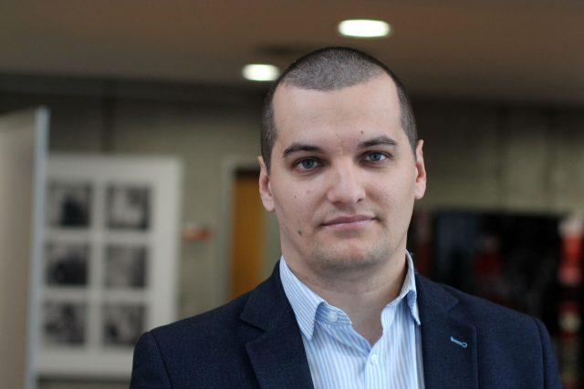 Jakub Janda, ředitel bezpečnostního centra Evropské hodnoty
