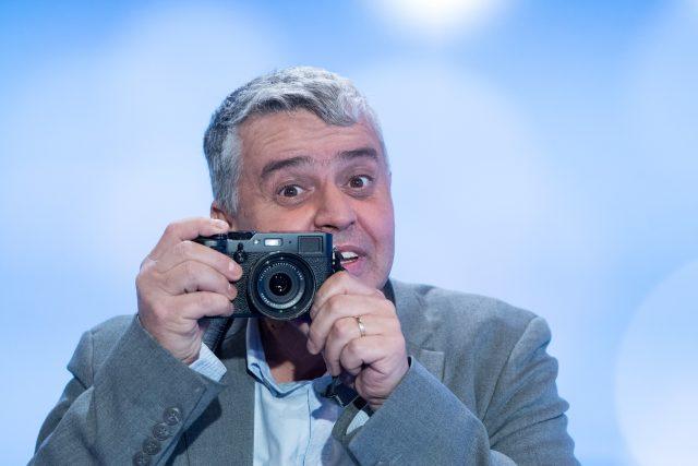 Fotograf Karel Cudlín