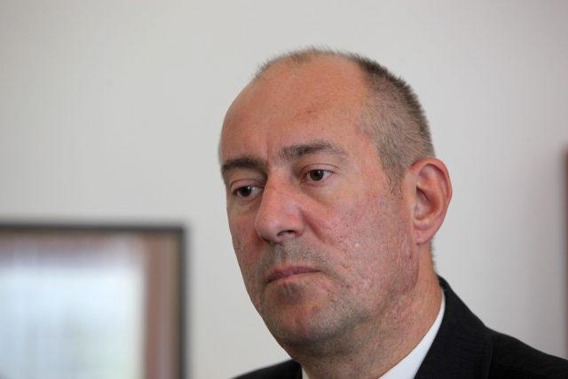 Igor Stříž, kterého ministryně spravedlnosti navrhla do funkce nového šéfžalobce