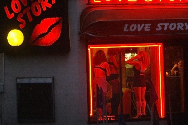 Prostituce v Dubí