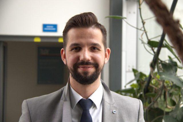 vojenský lékař David Řezáč