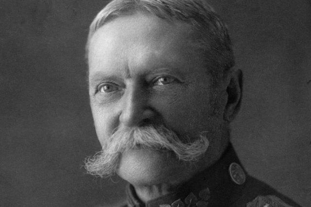 Generál Jaroslav Červinka v roce 1928