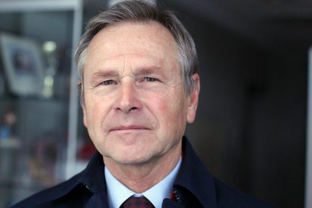 Jiří Šedivý, generál, bývalý náčelník Generálního štábu Armády ČR