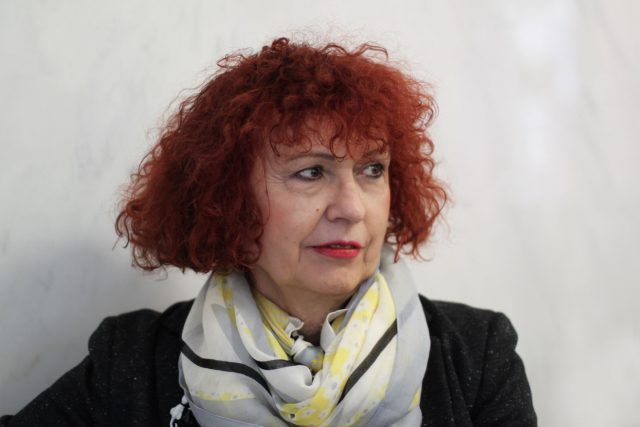 Policejní psycholožka a soudní znalkyně Ludmila Čírtková | foto: Elena Horálková,  Český rozhlas,  Český rozhlas
