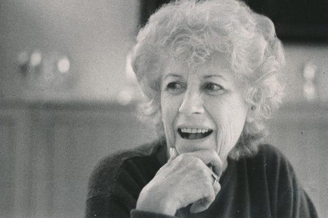 Olga Havlová | foto: Karel Meister,  Právo / Profimedia
