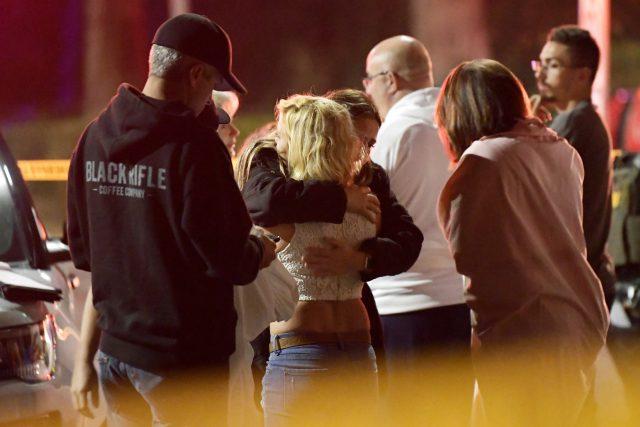 Střelba v americkém Thousand Oaks | foto: Mark J. Terrill,  ČTK/AP