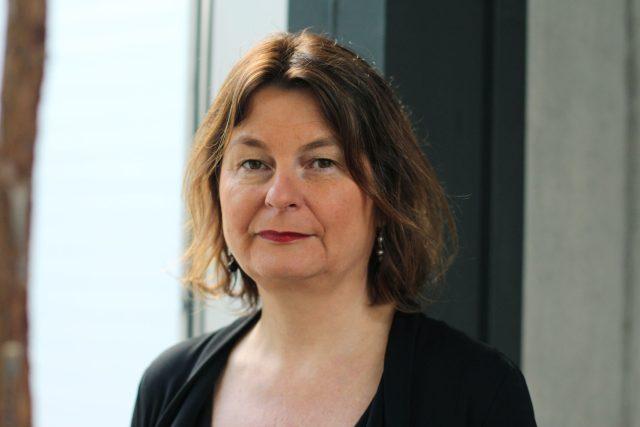 Radka Denemarková, spisovatelka, literární historička, scenáristka, překladatelka německých děl a dramaturgyně