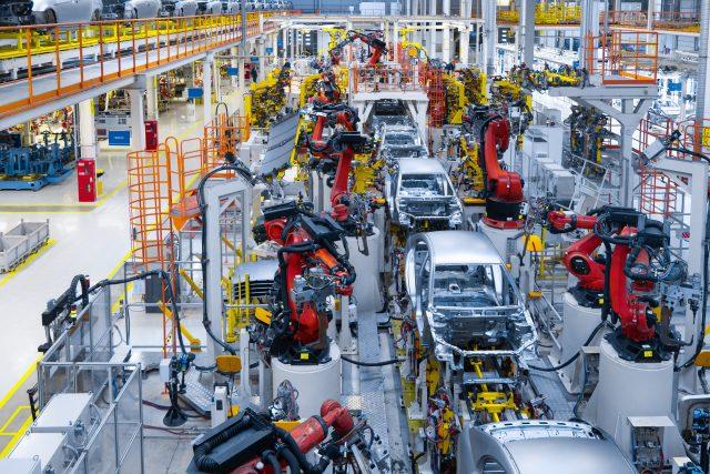 Automobilový průmysl   foto: Profimedia