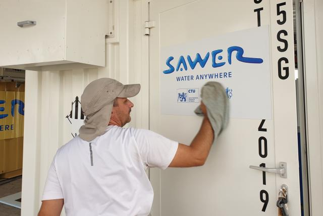 Projekt S.A.W.E.R. Češi oficiálně představí na podzim 2020 na Expu v Dubaji