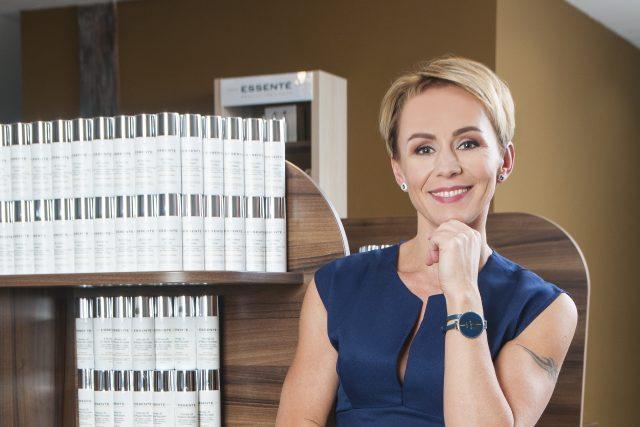 Denisa Jasinská,  zakladatelka české kosmetické firmy | foto: Michal Moučka