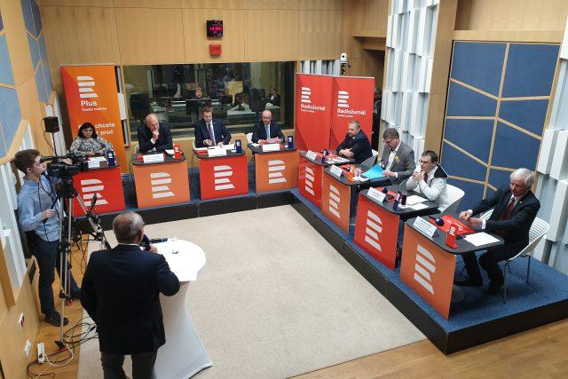 Třetí předvolební debata