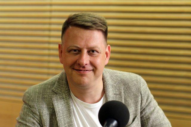Tomáš Prouza, prezident Svazu obchodu a cestovního ruchu ČR