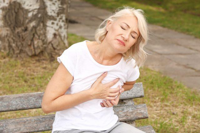Bolest srdce,  arytmie  (ilustrační foto) | foto: Profimedia