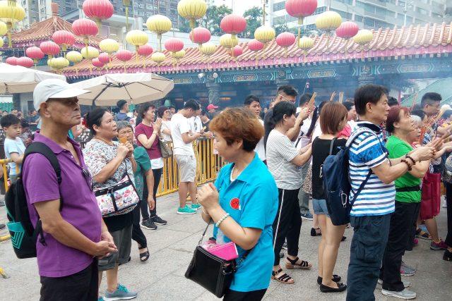 Hongkong (ilustrační foto)