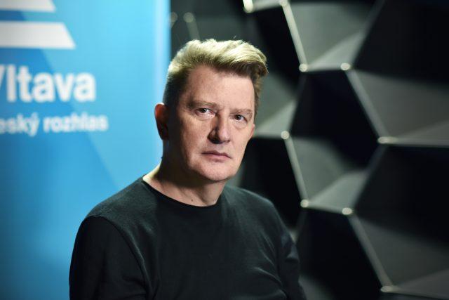Spisovatel Jiří Padevět