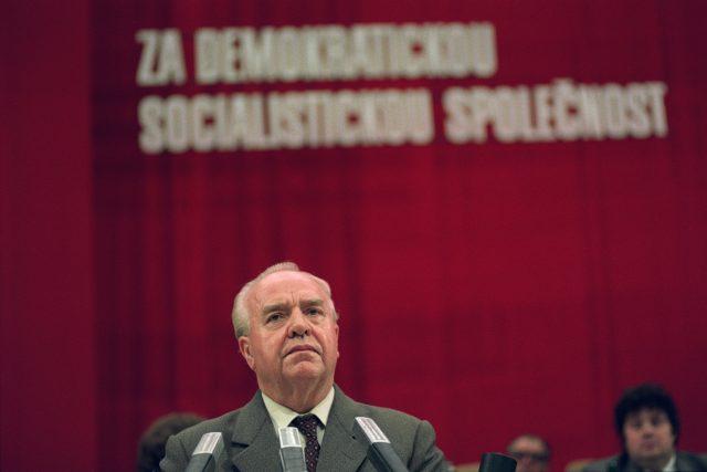 Ladislav Adamec, 21. 12. 1989