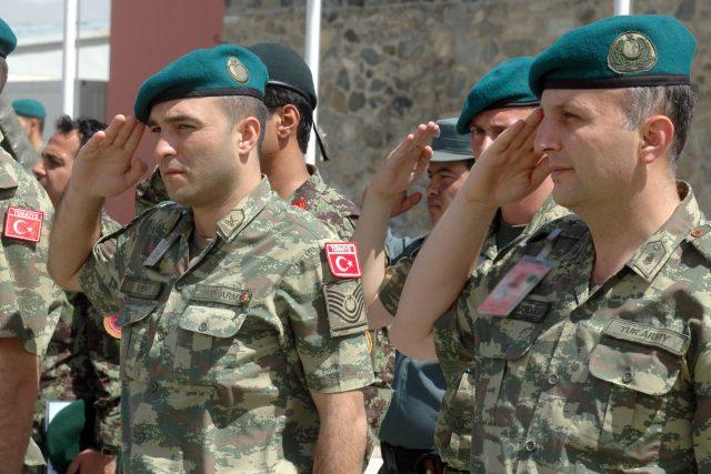 Turecká armáda (ilustrační foto)