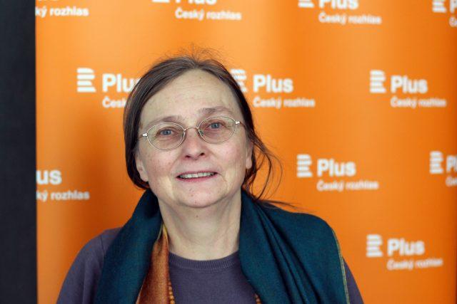 Olga Lomová, sinoložka a překladatelka z čínštiny