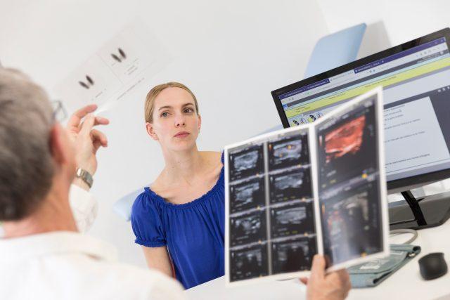 Endokrinologie (ilustrační foto)