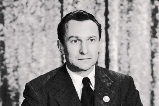 Mikuláš Mára v době, kdy působil jako československý diplomat v USA