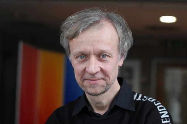 Spisovatel, básník a komunální politik Martin Reiner
