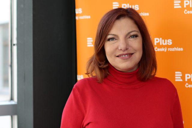 Alena Mornštajnová | foto: Jana Přinosilová
