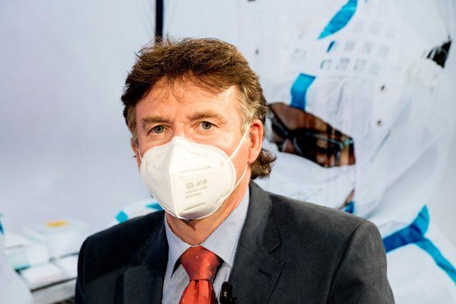 Prezident České lékařské komory Milan Kubek | foto:  Michal Růžička / MAFRA / Profimedia ,  Profimedia