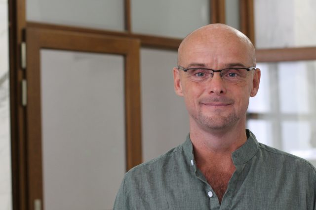 Daniel Štrobl, psycholog