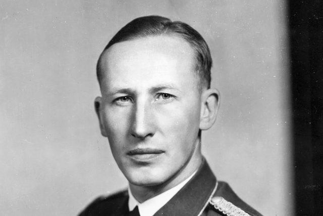 Reinhard Heydrich, Assasinated - Feared SS General