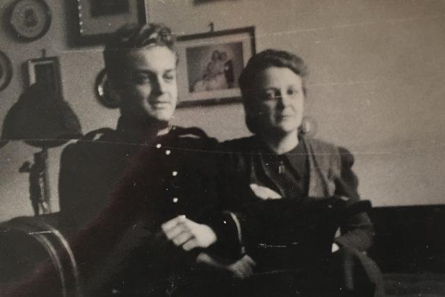 Maďarský důstojník László Regéczy-Nagy | foto: Post Bellum