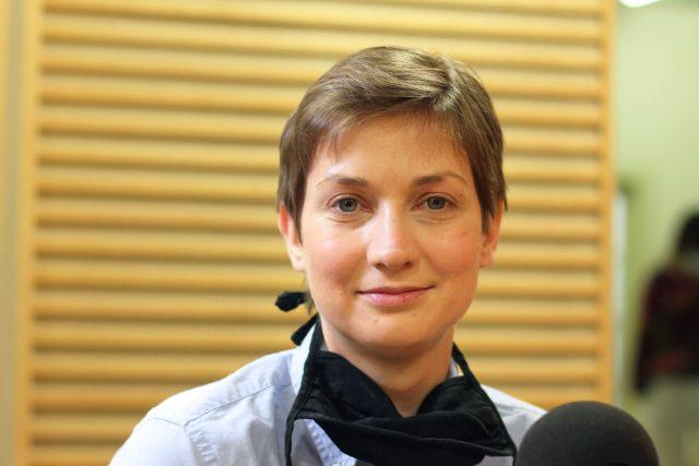 Paulina Tabery, socioložka