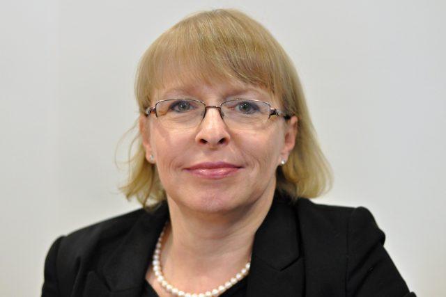 Radní Hana Kordová Marvanová