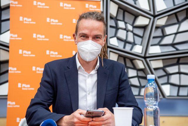 Ivan Bartoš, poslanec, předseda České pirátské strany