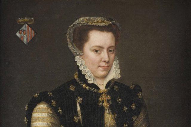 Markéta, vévodkyně z Parmy a nizozemská místodržící